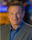 Portraitfoto von Robin Williams